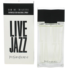 ライブジャズ EDT・SP 50ml LIVE JAZZ EAU DE TOILETTE SPRAY