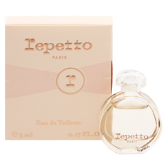 レペット ミニ香水 EDT・BT 5ml REPETTO EAU DE TOILETTE SPRAY