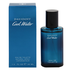 クールウォーター メンズ EDT・SP 40ml COOL WATER EAU DE TOILETTE SPRAY