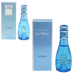 クールウォーター ウーマン EDT・SP 50ml COOL WATER WOMAN EAU DE TOILETTE SPRAY