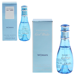 クールウォーター ウーマン EDT・SP 30ml COOL WATER WOMAN EAU DE TOILETTE SPRAY