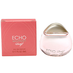 エコー ウーマン ミニ香水 EDP・BT 5ml ECHO WOMAN EAU DE PARFUM
