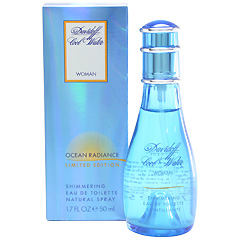 クールウォーター ウーマン オーシャン レディアンス シマリング EDT・SP 50ml COOL WATER WOMAN OCEANRADIANCE FACE AND BODY HIGHLIGHTER EAU DE TOILETTE SPRAY