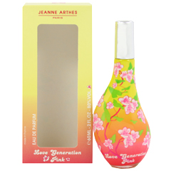 ラブ ジェネレーション ピンク EDP・SP 60ml LOVE GENERATION PINK EAU DE PARFUM SPRAY