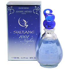 スルタン ナイト EDP・SP 100ml SULTANE 1001 NIGHTS EAU DE PARFUM SPRAY