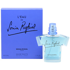 ロード ソニアリキエル EDT・SP 50ml LEAU DE SONIA RYKIEL EAU DE TOILETTE NATURAL SPRAY