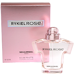 リキエル ローズ EDT・SP 50ml RYKIEL ROSE EAU DE TOILETTE SPRAY