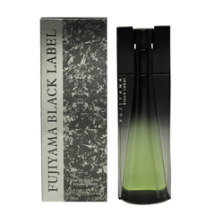 フジヤマ ブラックレーベル EDT・SP 100ml FUJIYAMA BLACK LABEL EAU DE TOILETTE SPRAY