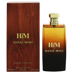 ヒム バイ ハナエモリ EDT・SP 100ml HIM BY HANAE MORI EAU DE TOILETTE SPRAY