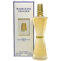 マドレーヌ ヴィオネ EDT・SP 100ml MADELEINE VIONNET EAU DE TOILETTE SPRAY