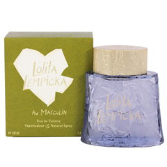 ロリータ レンピカ オム (マスキュリン) EDT・SP 100ml LOLITA LEMPICKA AU MASCULIN EAU DE TOILETTE NATURAL SPRAY