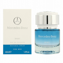 メルセデス ベンツ スポーツ フォーメン EDT・SP 40ml MERCEDES BENZ SPORT FOR MEN EAU DE TOILETTE SPRAY