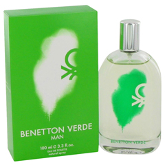 ベネトン ヴェルデ マン EDT・SP 100ml BENETTON VERDE MAN EAU DE TOILETTE SPRAY