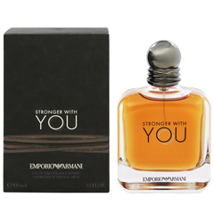ストロンガー ウィズユー プールオム EDT・SP 100ml STRONGER WITH YOU EAU DE TOILETTE POUR HOMME SPRAY
