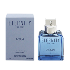 エタニティ アクア フォーメン EDT・SP 100ml ETERNITY FOR MEN AQUA EAU DE TOILETTE SPRAY