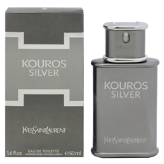 クーロス シルバー EDT・SP 50ml KOUROS SILVER EAU DE TOILETTE SPRAY