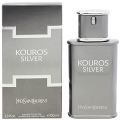 クーロス シルバー EDT・SP 100ml KOUROS SILVER EAU DE TOILETTE SPRAY
