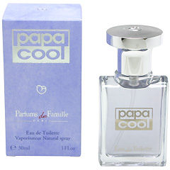 パパ クール EDT・SP 30ml PAPA COOL PARFUMS DE FAMILLE EAU DE TOILETTE SPRAY