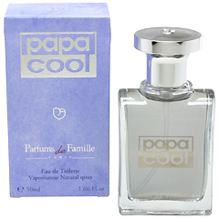 パパ クール EDT・SP 50ml PAPA COOL PARFUMS DE FAMILLE EAU DE TOILETTE SPRAY