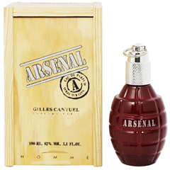 アーセナル レッド EDP・SP (旧パッケージ) 100ml ARSENAL RED EAU DE PARFUM SPRAY
