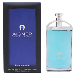 アイグナー プールオム ブルーエモーション EDT・SP 100ml AIGNER POUR HOMME BLUE EMOTION EAU DE TOILETTE SPRAY