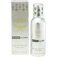 ブラックシルバー EDT・SP 75ml BLACK SILVER EAU DE TOILETTE SPRAY
