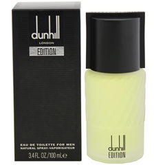 エディション EDT・SP 100ml DUNHILL EDITION EAU DE TOILETTE SPRAY