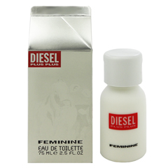 ディーゼル プラス プラス フェミニン EDT・SP 75ml DIESEL PLUS PLUS FEMININE EAU DE TOILETTE SPRAY