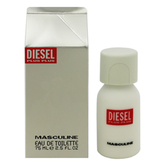 ディーゼル プラス プラス マスキュリン EDT・SP 75ml DIESEL PLUS PLUS MASCULINE EAU DE TOILETTE SPRAY