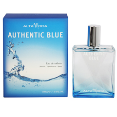 オーセンティック ブルー EDT・SP 100ml AUTHENTIC BLUE EAU DE TOILETTE SPRAY