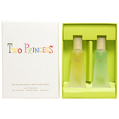 トゥー プリンセス (セット) 20ml×2 TWO PRINCESS GREEN/YELLOW EDP