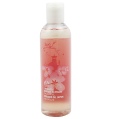 サクラ シャワージェル 250ml JAPANESE CHERRY BLOSSOM SHOWER GEL