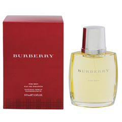 バーバリー フォーメン EDT・SP 100ml BURBERRY FOR MEN EAU DE TOILETTE SPRAY
