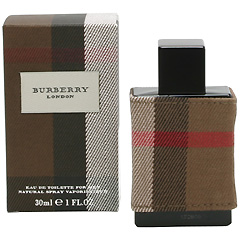 バーバリー ロンドン フォーメン EDT・SP 30ml BURBERRY LONDON FOR MEN EAU DE TOILETTE SPRAY