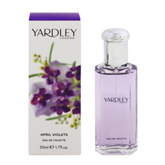 エイプリル ヴァイオレット EDT・SP 50ml APRIL VIOLETS EAU DE TOILETTE SPRAY