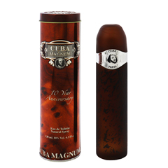 キューバ マグナム ブラック EDT・SP 130ml CUBA MAGNUM BLACK EAU DE TOILETTE SPRAY