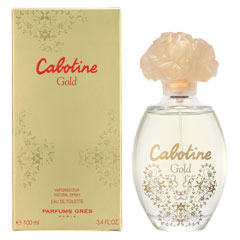 カボティーヌ ゴールド EDT・SP 50ml CABOTINE GOLD EAU DE TOILETTE SPRAY