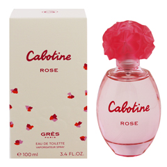 カボティーヌ ローズ EDT・SP 100ml CABOTINE ROSE EAU DE TOILETTE SPRAY