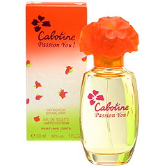 カボティーヌ パッションユー EDT・SP 30ml CABOTINE PASSION YOU! EAU DE TOILETTE SPRAY