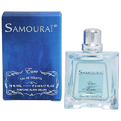 サムライ ユーロ ミニ香水 EDT・BT 5ml SAMOURAI EURO EAU DE TOILETTE