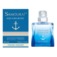 サムライ アクアマリン EDT・SP 50ml SAMOURAI AQUAMARINE EAU DE TOILETTE SPRAY
