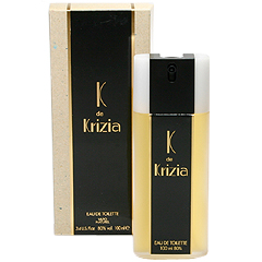 K デ クリツィア EDT・SP 100ml K DE KRIZIA EAU DE TOILETTE SPRAY