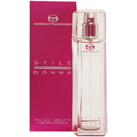 スタイル ドンナ EDT・SP 50ml SERGIO TACCHINI STILE DONNA EAU DE TOILETTE SPRAY