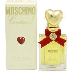 モスキーノ クチュール EDP・SP 25ml MOSCHINO COUTURE EAU DE PARFUM SPRAY