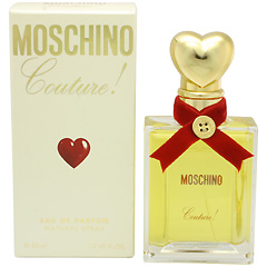 モスキーノ クチュール EDP・SP 50ml MOSCHINO COUTURE EAU DE PARFUM SPRAY