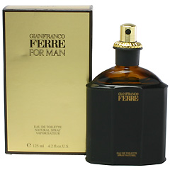 ジャン フランコ フェレ フォーマン EDT・SP 125ml GIAN FRANCO FERRE FOR MAN EAU DE TOILETTE SPRAY