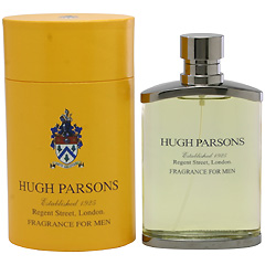 ヒュー パーソンズ イエロー EDT・SP 100ml HUGH PARSONS FOR MEN PARFUM WATER AQUA SPRAY