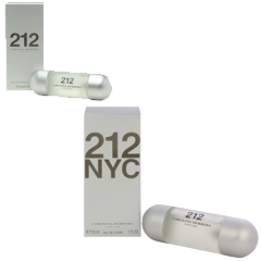 212 by Carolina Herrera For Women EDT Spray 30ml 212 by Carolina Herrera For Women EDT Spray