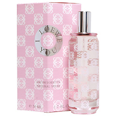 アイ ロエベ ユー EDT・SP 50ml I LOEWE YOU EAU DE TOILETTE EAU DE TOILETTE SPRAY