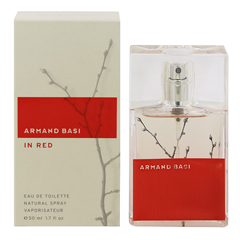 インレッド EDT・SP 50ml IN RED EAU DE TOILETTE SPRAY